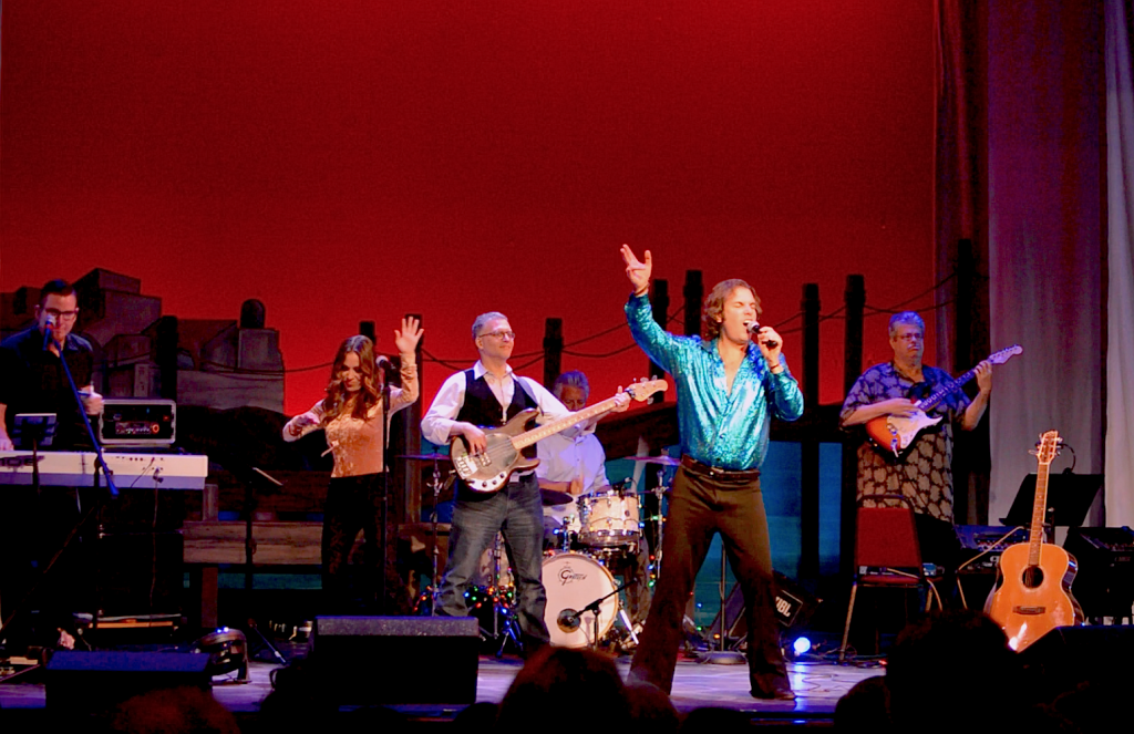 "Jason Lohrke As Early Neil Diamond Returns To The Luxury Welk Theatre in San Diego, CA with their Theatre Production of "" I AM, I SAID"" With A 15 Show Winter Residency in 2019-2020 Beginning In November through February. Tap Here For Ticket Information & Secured Advance Purchasing."