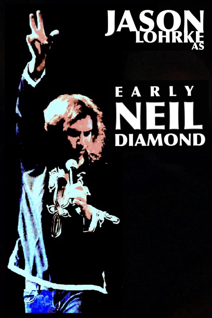Jason Lohrke As Early Neil Diamond Promo 1