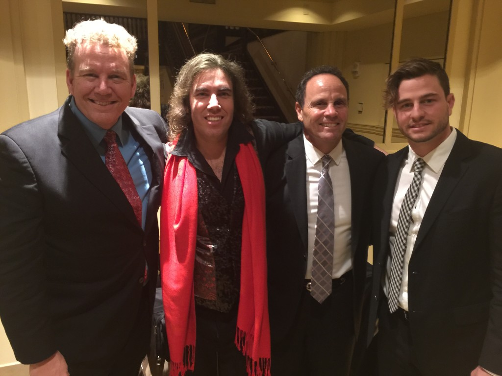 Corporate Event For Panera Bread WithJason Lohrke as Early Neil Diamond